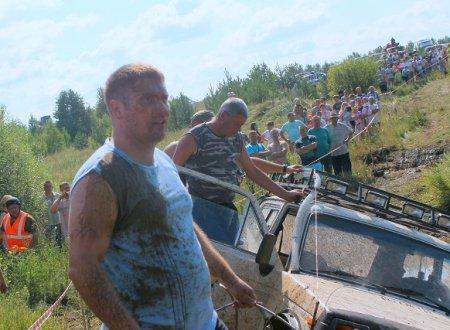 Не только танки грязи не боятся