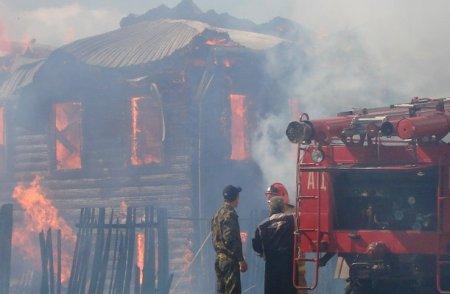ДТП и пожары