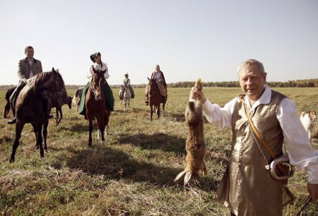 Особенности заветлужской охоты