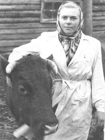 Тетя Маша