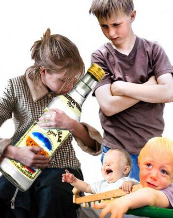 Лишите маму с папой родительских прав