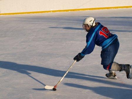 Хоккей в нашем  районе не умрет