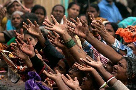Хорошую религию придумали индусы