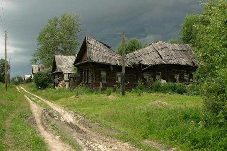 Когда деревенские жители станут жить по-человечески?