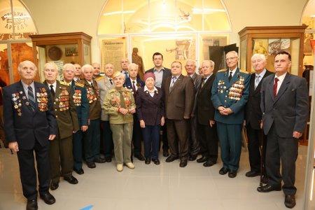 Глеб Никитин встретился с участниками войны в рамках празднования 75-летия Победы в Сталинградской битве