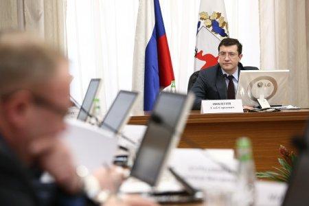 Глава области Глеб Никитин обсудил первые результаты работы над Стратегией-2035 с экспертами