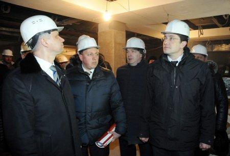 Глеб Никитин: «В Нижнем Новгороде появится «умный» железнодорожный вокзал»
