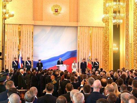 Глеб Никитин посетил инаугурацию Владимира Путина