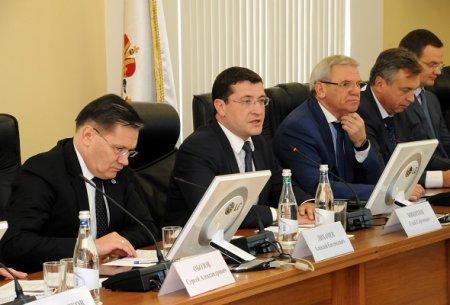 """Никитин намерен сделать Нижегородскую область образцом для внедрения программы """"Эффективный регион"""""""