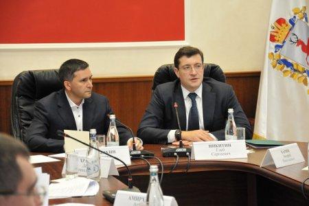 Глеб Никитин рассказал о перспективах развития системы обращения с отходами в регионе