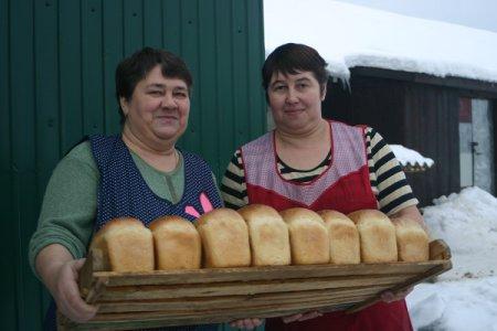 1079 тонн хлеба