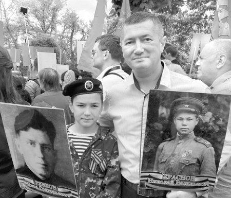 Расскажет о войне мальчишка, или История двух прадедов