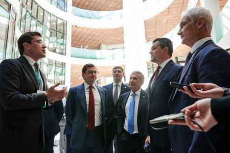 Никитин рассказал о необходимости готовить больше IT-специалистов и внедрении блокчейна в госуправление