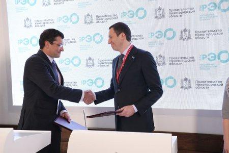Глеб Никитин договорился о сотрудничестве с экологическим оператором и Петербургской сырьевой биржей