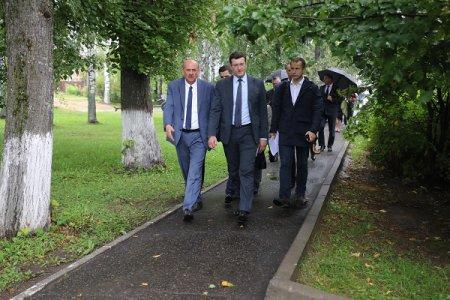 Правительство Никитина поддержит бизнес в районах области