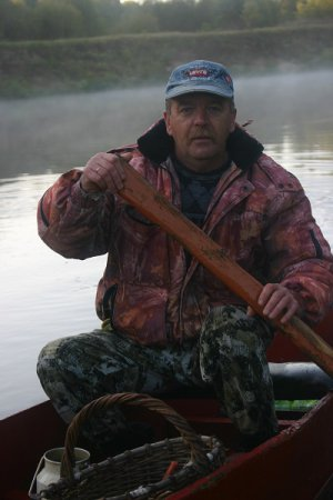 Рыбацкое счастье, или Рыбалка на Усте