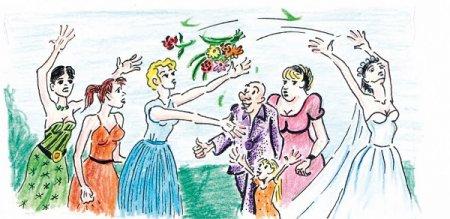 О спорте, красоте, белой зависти и немного о свадьбе
