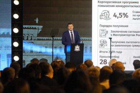 Нижегородское правительство принимает участие в разработке федерального закона о защите и поощрении капиталовложений