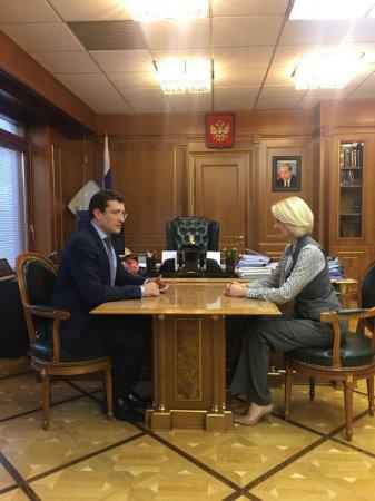 Глеб Никитин рассказал о ходе реализации в Нижегородской области нацпроекта «Экология»