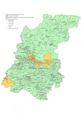 Глеб Никитин утвердил новый перечень «соответствующих территорий» в Нижегородской области