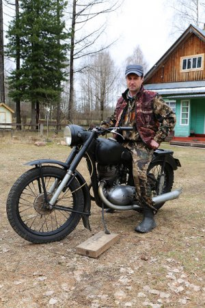 """Самый народный мотоцикл, или Такого """"коня"""" мечтал иметь каждый!"""