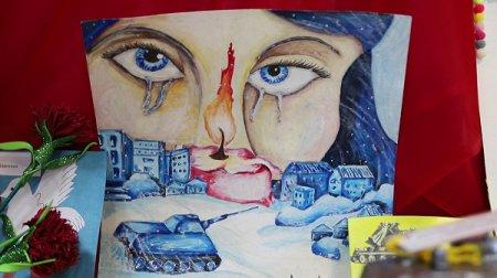 Память о войне в детских сердцах