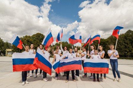 Российский союз молодежи запустил всероссийские акции, посвященные Дню России
