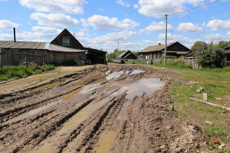 Поле битвы, или Как в Сысуеве нас проблемные дороги преследовали