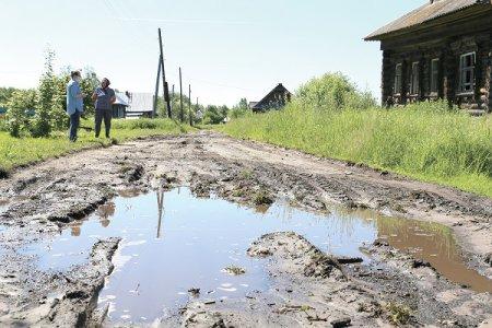 Почему в Марфине водопровод под домами идет и как жители Елдежа с природой борются