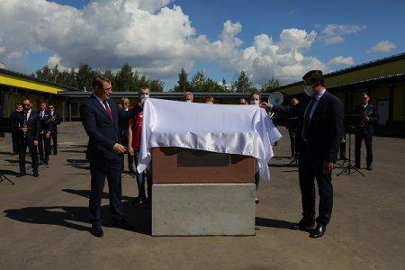 Основание будущего памятника медикам заложили на территории 23 инфекционной больницы