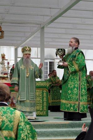 В Дивееве отметили день памяти преподобного Серафима Саровского