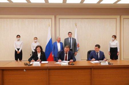 Глеб Никитин «39 школьных кооперативов планируется создать в районных центрах Нижегородской области»