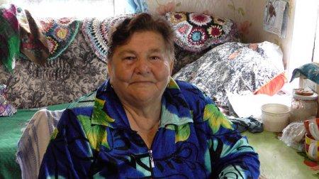 Хранительница деревни Сосновки