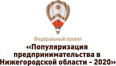 Около 2 тысяч нижегородцев приняло участие в проекте «Популяризация предпринимательства»