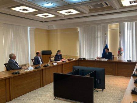 Развитие инфраструктуры обращения с ТКО обсудили на уровне губернатора
