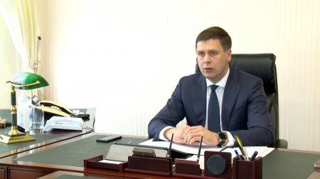 Андрей Гнеушев поручил главам МСУ усилить контроль за выполнением национальных проектов