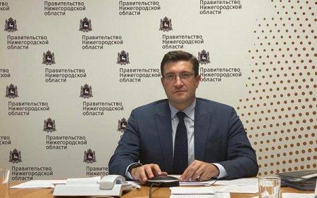Глеб Никитин: «Муниципалитетам необходимо мобилизоваться для борьбы с пандемией»