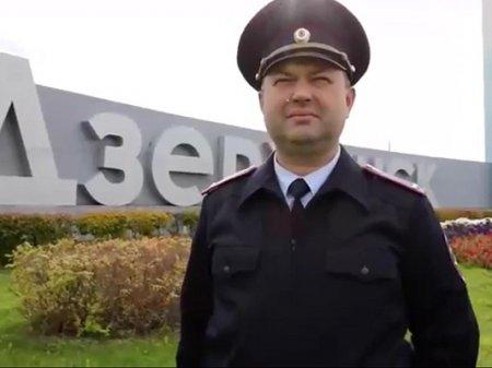 В конкурсе «Народный участковый» Нижегородскую область представит подполковник полиции Дмитрий Телегин