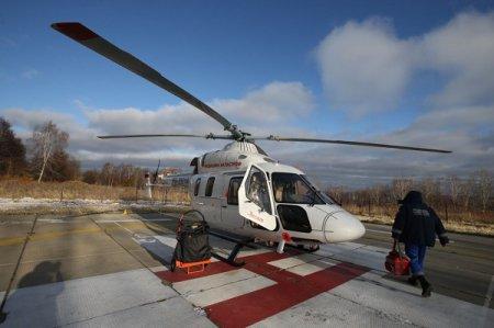Медбригады санавиации с начала года доставили из районов области в больницы Нижнего Новгорода 275 пациентов