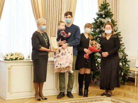 В Нижегородской области наградили победителей конкурсов, посвященных Году памяти и славы
