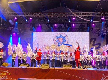 Нижний Новгород получил титул «Новогодней столицы России-2022»