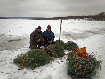 С 20 января в Нижегородской области разрешается добыча налима
