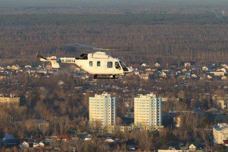 292 вылета выполнили медбригады санавиации в Нижегородской области в 2020 году