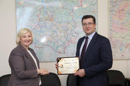 Глеб Никитин: «130 нижегородских компаний участвуют в национальном проекте «Производительность труда и поддержка занятости»