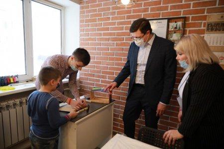 Глеб Никитин принял участие в открытии «Хулиганодома»