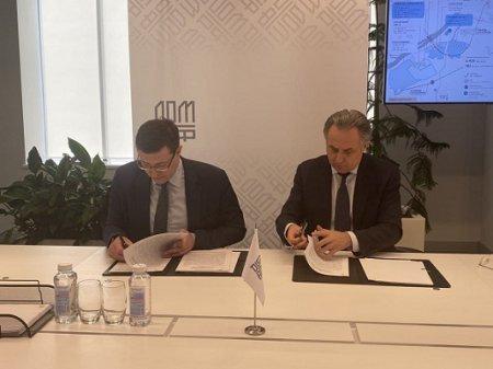 Глеб Никитин и Виталий Мутко подписали меморандум о намерении использования инфраструктурных облигаций