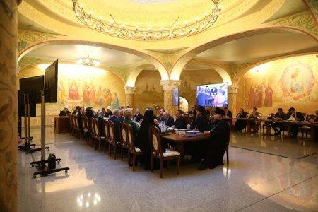 В Москве прошло заседание попечительского совета по возрождению Саровской и Дивеевской обителей