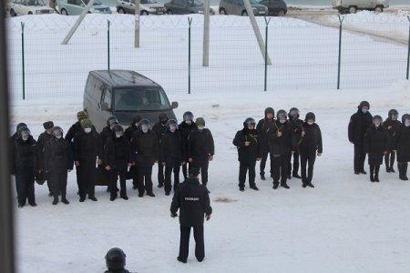 Антитеррористическое командно-штабное учение прошло в Дивееве