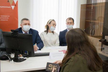 Предприниматели Нижегородской области в I квартале получили более 1700 консультаций через центр «Мой бизнес» и его филиалы