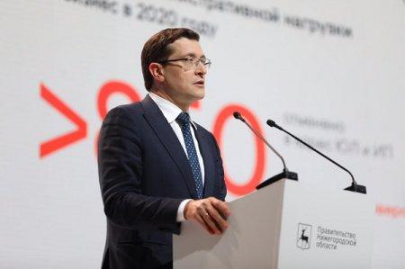 Глеб Никитин: «Федеральный бюджет направил 82,3 млрд рублей на стимулирование экономики региона в период пандемии»